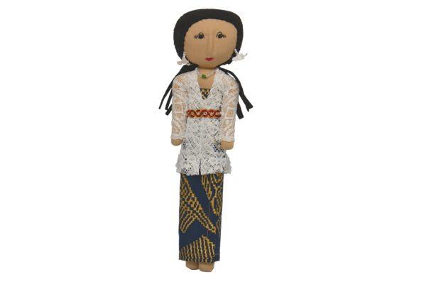 Luce Balenese Dolls Biru tua