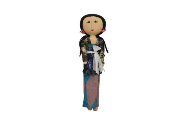Luce Balenese Dolls Hitam