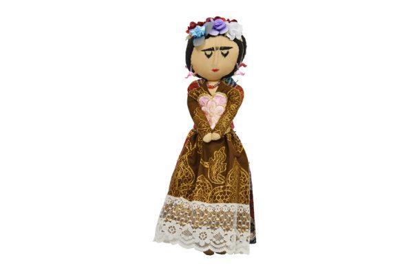 Frida Kahlo doll by Balimum
