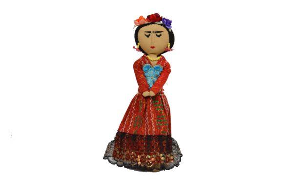 Frida doll by Balimum