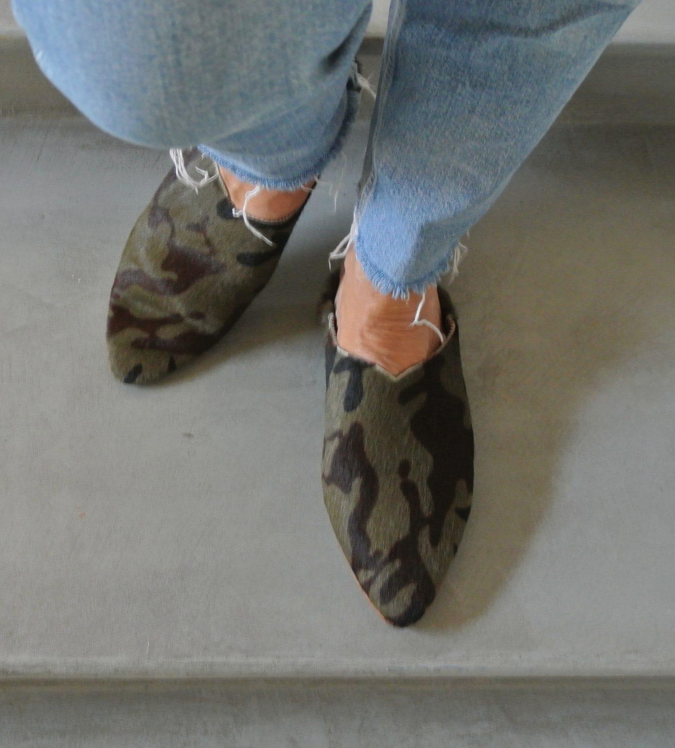 Luce's Alsafari slippers