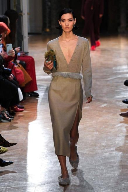 the Altuzarra fashion show in 2021.
