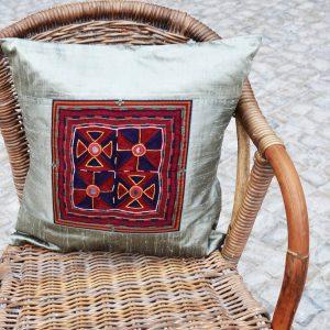 Luce Banjara selection of cushion covers