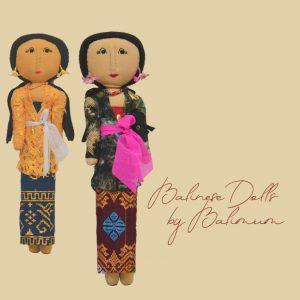 BALINESE Dolls