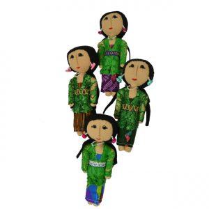 MINI BALI Dolls