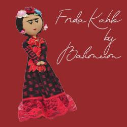 Handmade fabric dolls